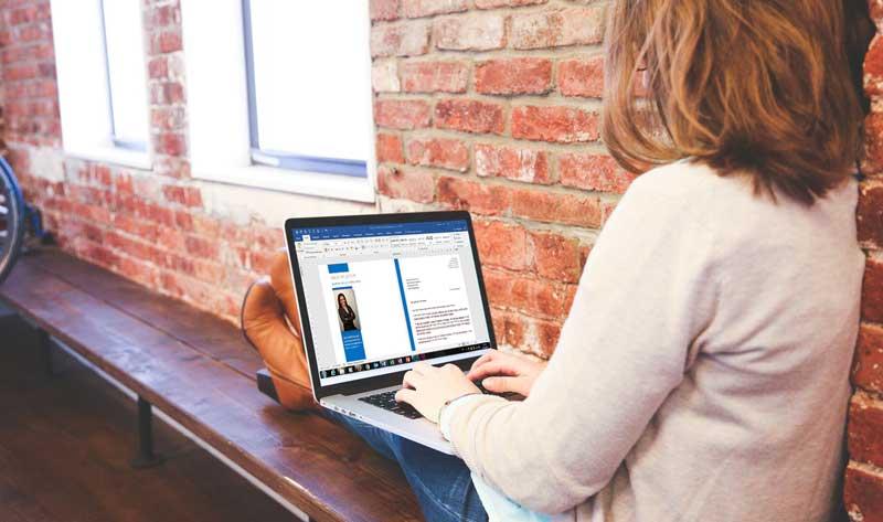 Blogbeitrag Aufbau Bewerbungsschreiben