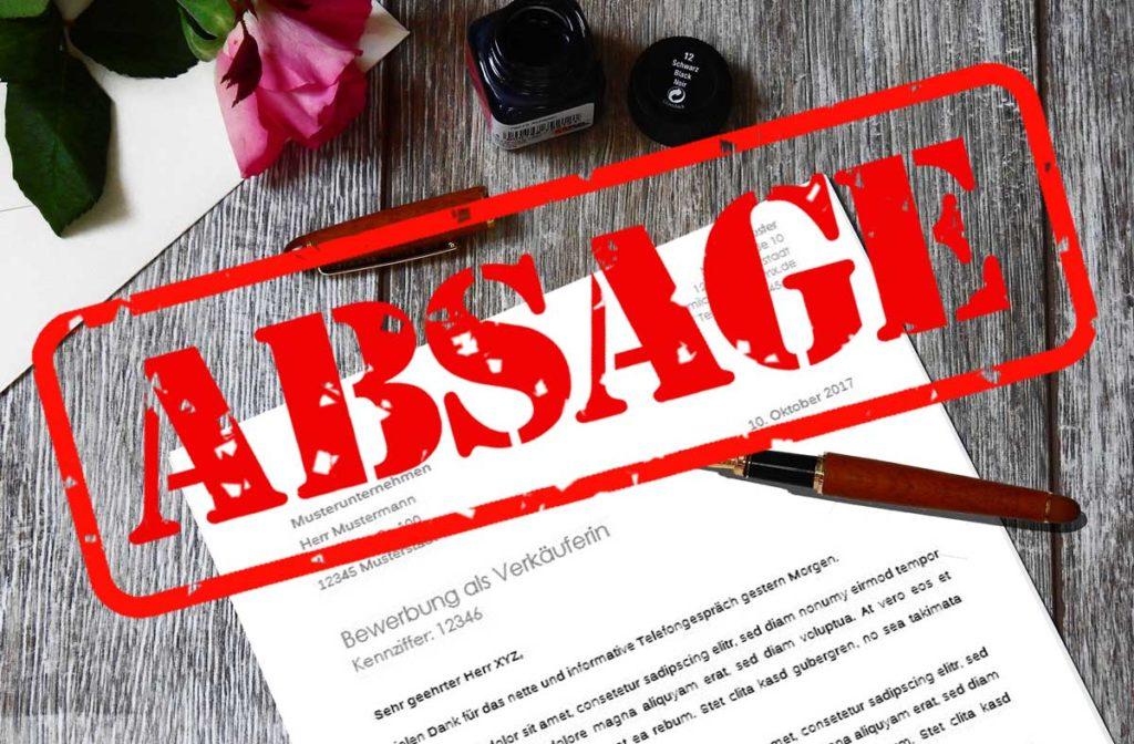 Bewerber Absagen Bitte Recht Freundlich Manager Magazin 12