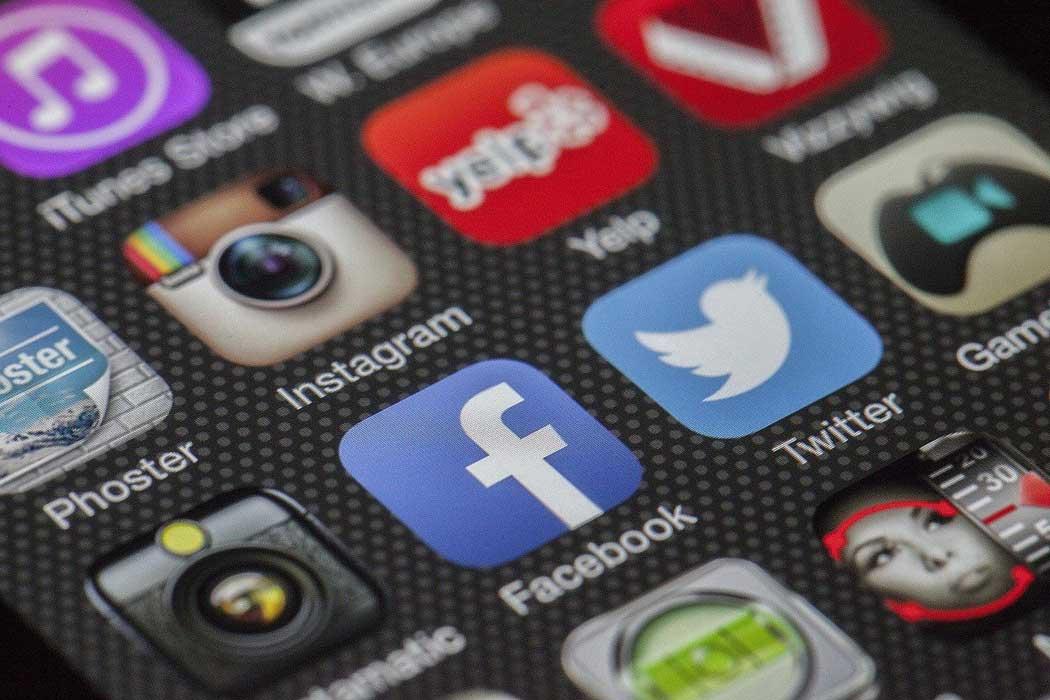 Social Media Bewerbungsprozess